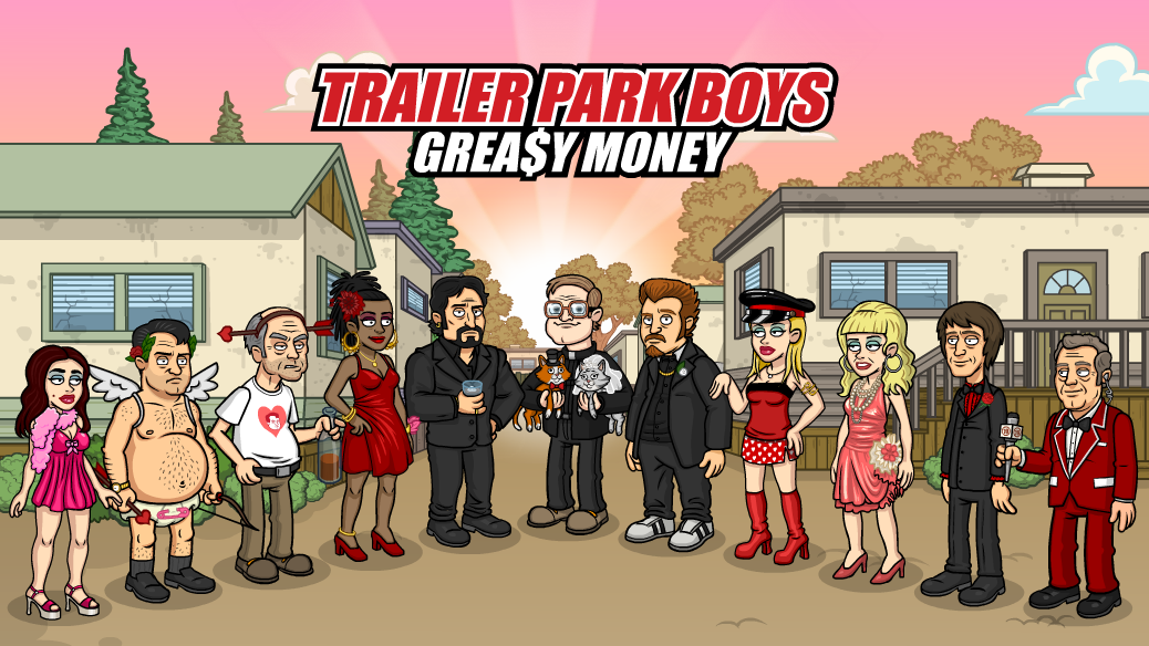Trailer Park Boys: New Cutest Couple Contestants!