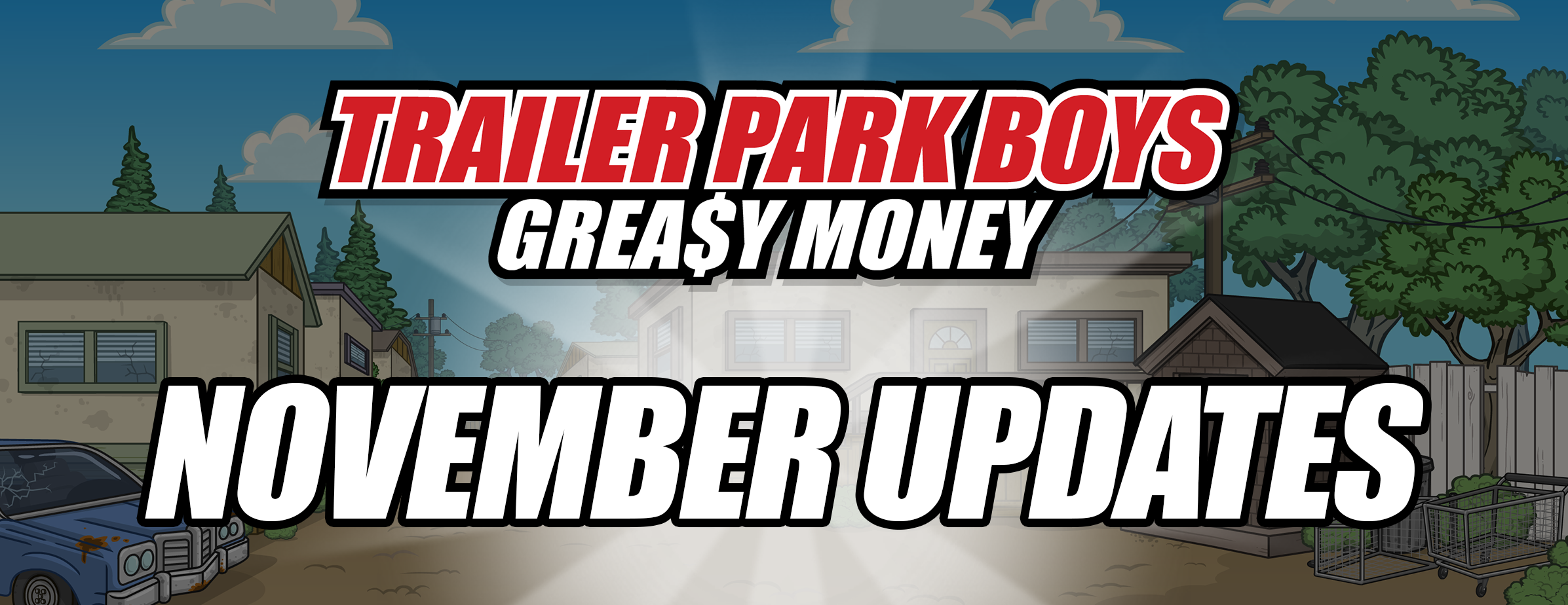 Trailer Park Boys: Greasy November Events!