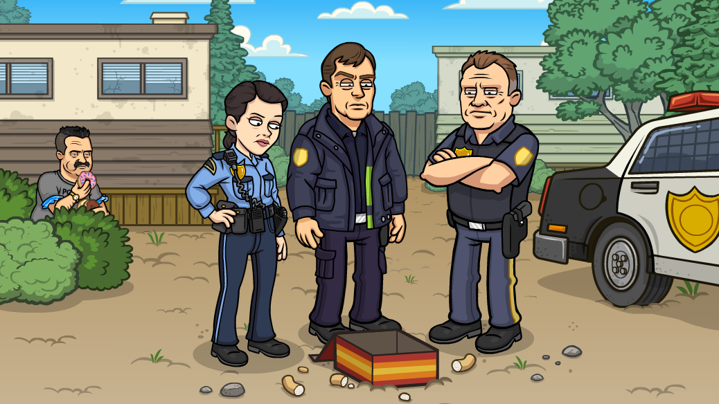 Trailer Park Boys: New Police Academy Event!