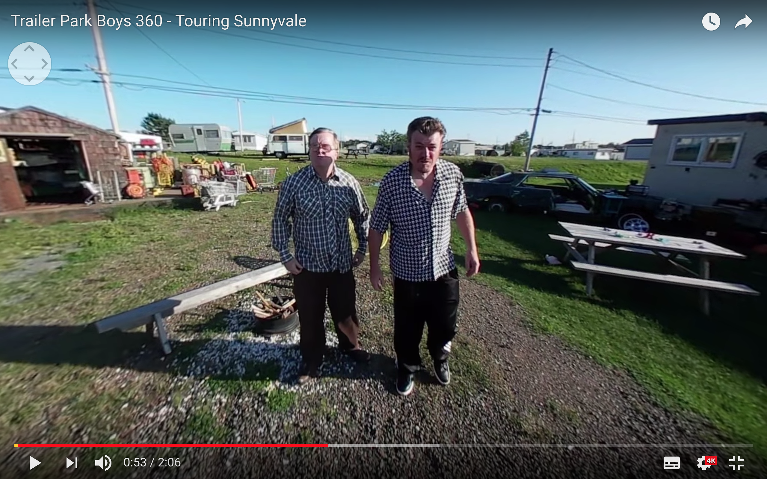 Trailer Park Boys 360 Sunnyvale Tour