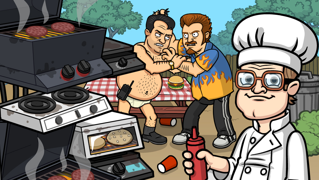 Trailer Park Boys Samsquanch Event