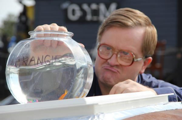 Bubbles Orangie