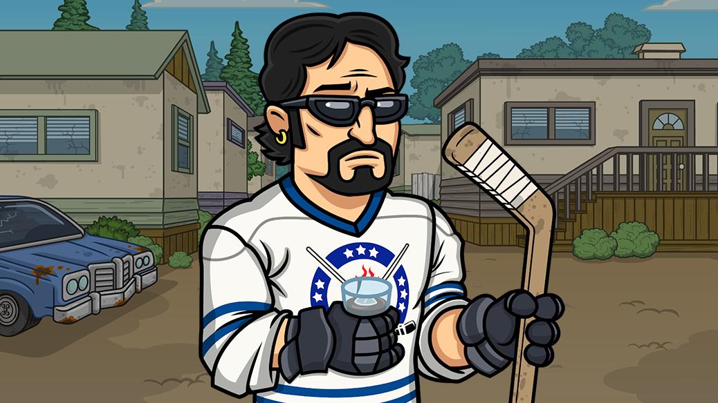 Hockey Camp Event