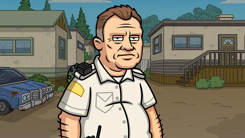 Police Academy Event