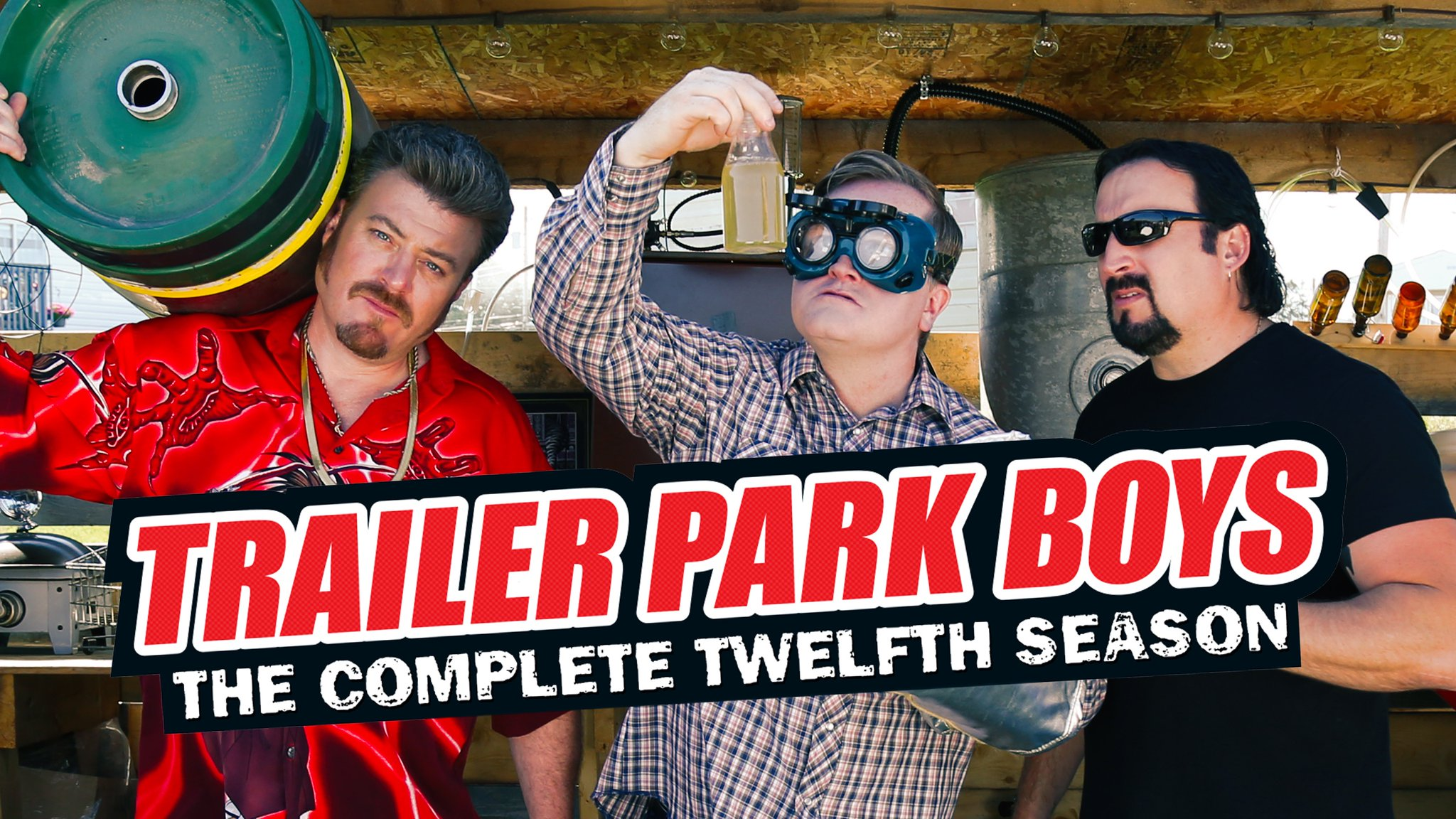 Trailer Park Boys Season 12