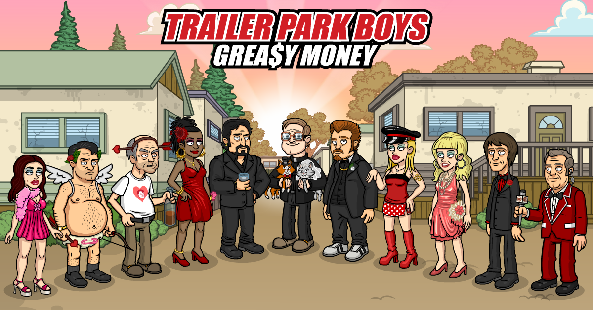 Trailer Park Boys Valentine's Day
