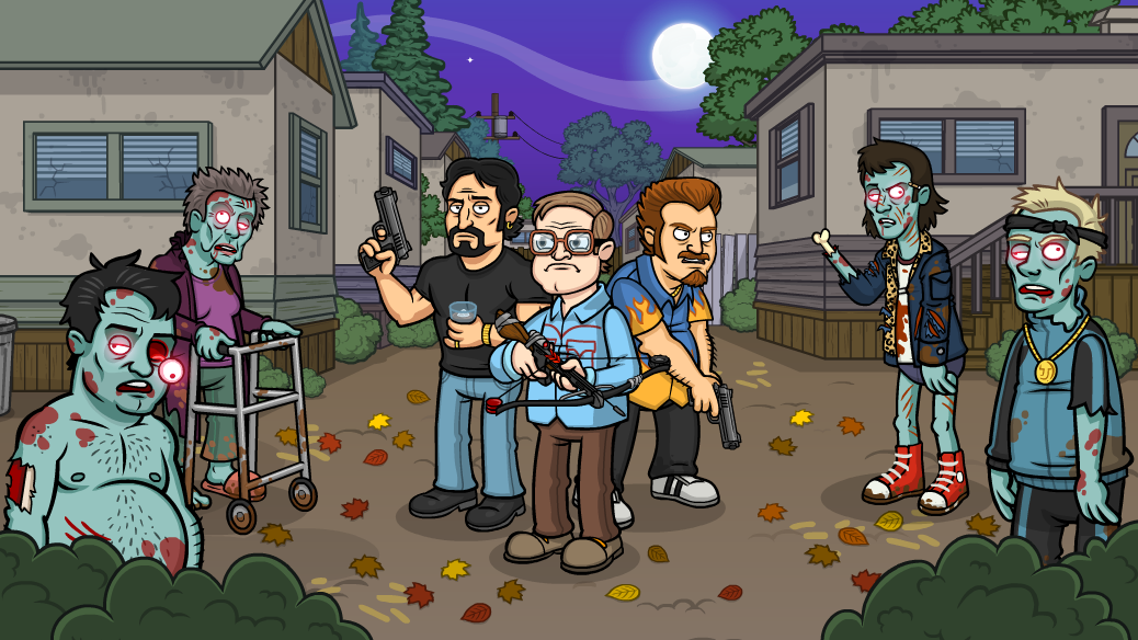 Trailer Park Boys: A Sneak Peek at the Latest Zombleys Event
