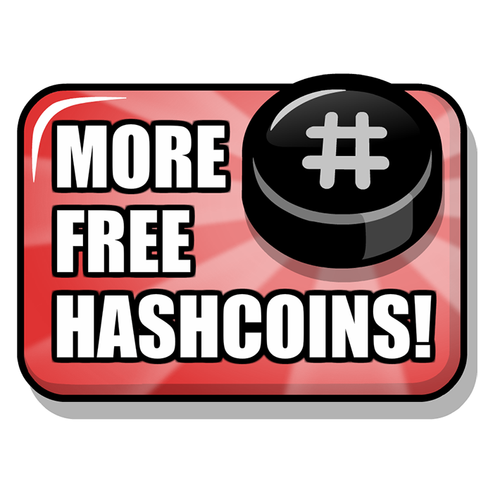 More Free Hashcoins